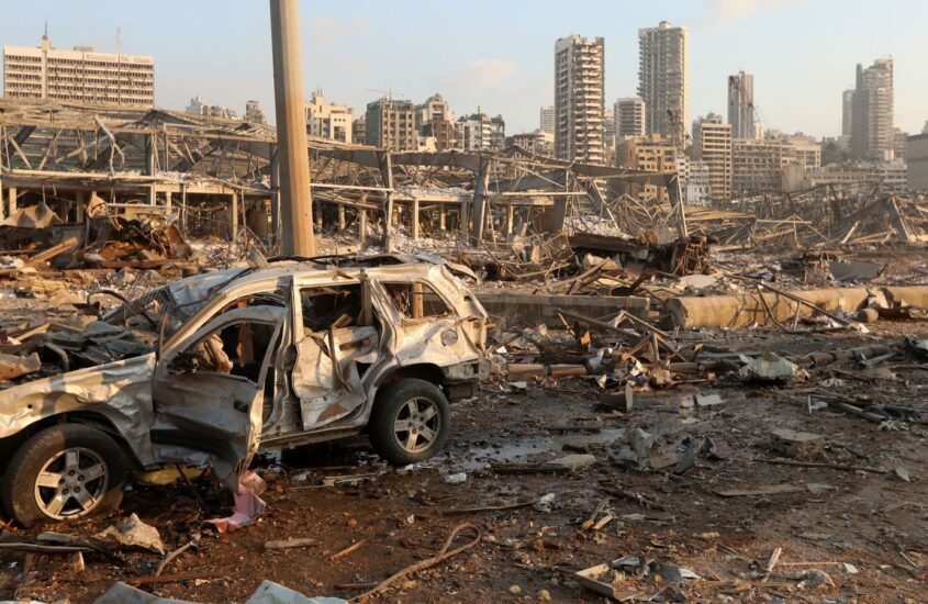 Lebanon in state of emergency: how you can help