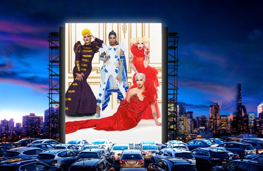 """Canada's Drag Race"" Drive-In Tour kicks off in Calgary"