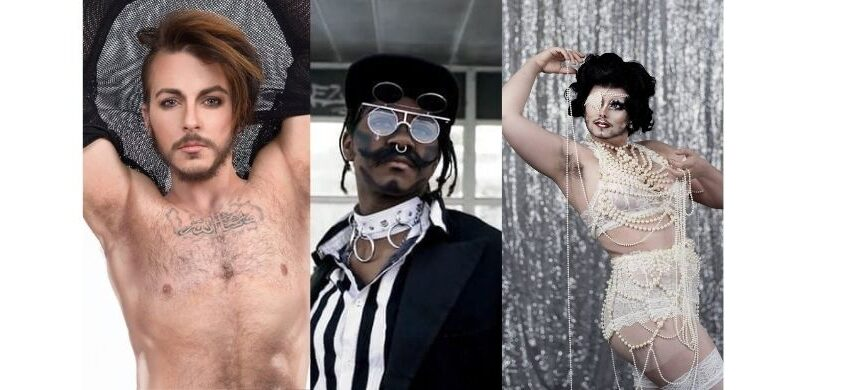 These Three Kings: Clint Lyckher, Manny Dingo & Alexandher Brandy on the importance of diversity in drag