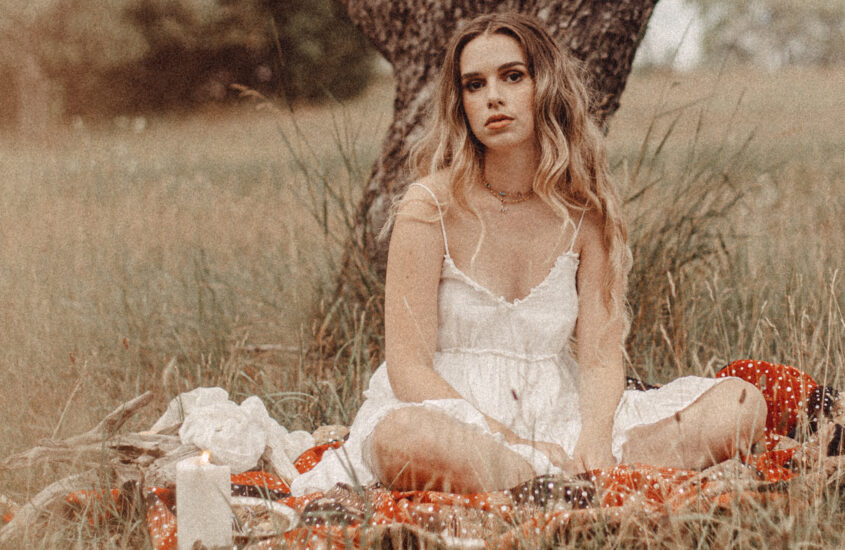 """Canadian recording artist Michelle Treacy opens up about her new song & video for """"Time Off From A Letdown"""" and more"""
