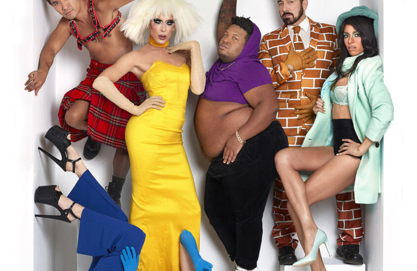 """Magnus Hastings' """"Rainbow Revolution"""" puts diverse queerness on display"""