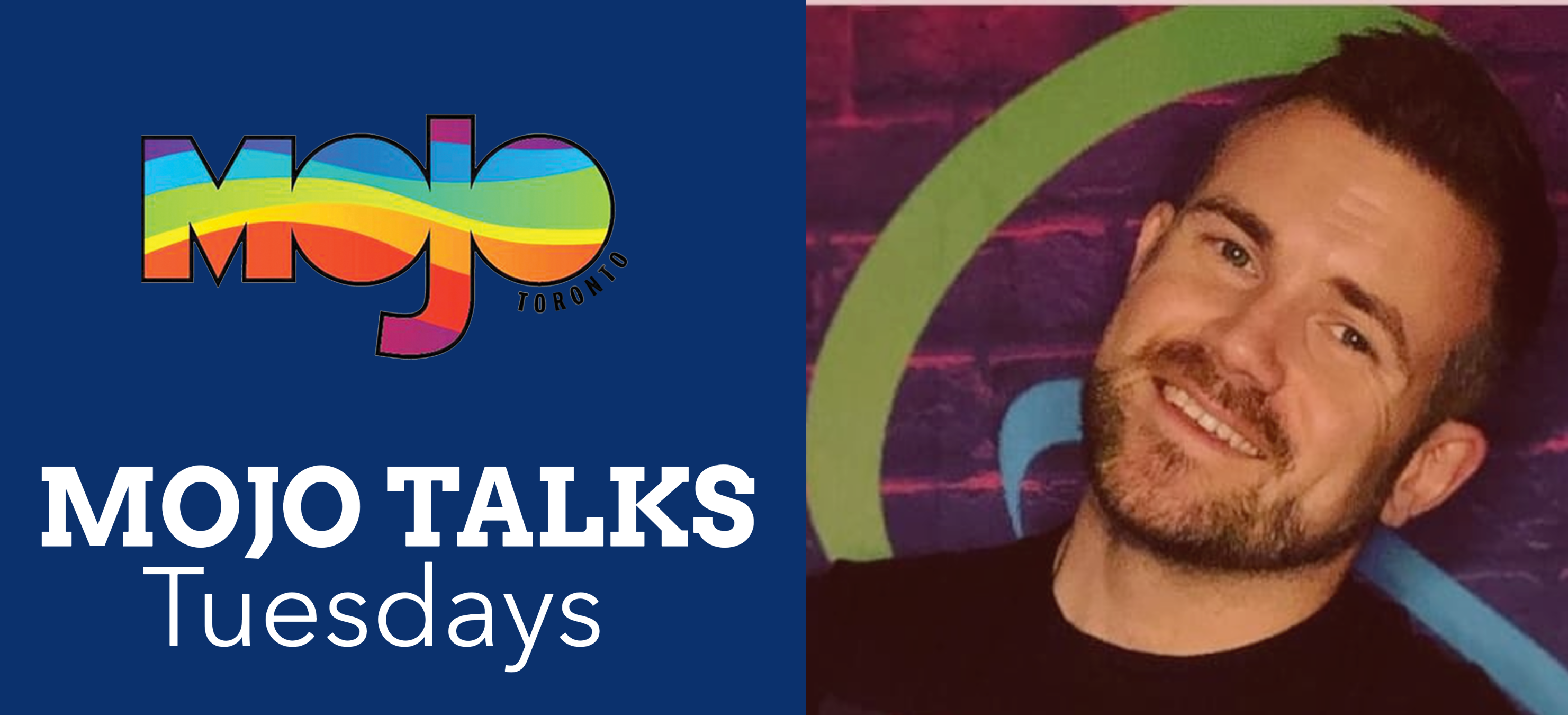 "MOJO Talks Tuesdays (E1): Talking Gay Rugby with Christian John from ""Ruck My Life"""